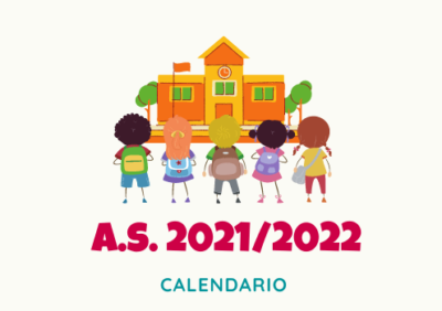 Calendario Scolastico a.s. 2021/2022