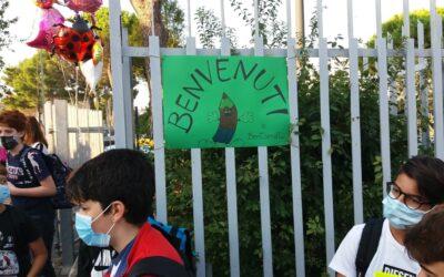 """La ripresa scolastica alla """"M. Gabellini"""" di Coriano"""