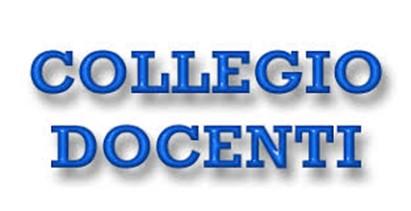 Convocazione Collegio Docenti a distanza 25 maggio 2021
