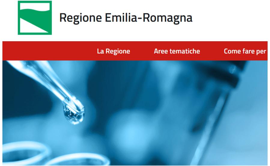 Coronavirus: le misure in Emilia Romagna