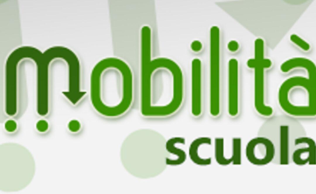 Mobilità personale docente, educativo ed ATA per l'anno scolastico 2021/22