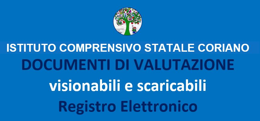 Consultazione Documento di valutazione Scrutinio finale. Registro Elettronico.