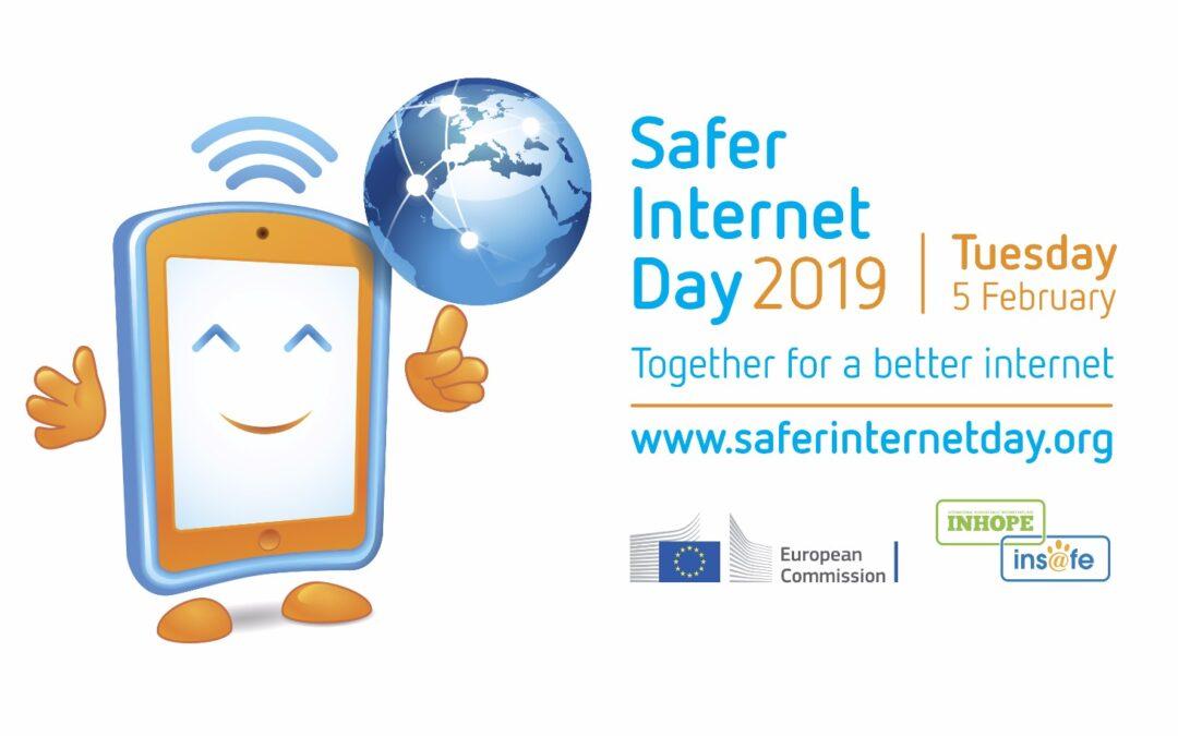 Safer Internet Day 2019: attività nell'I.C. di Coriano