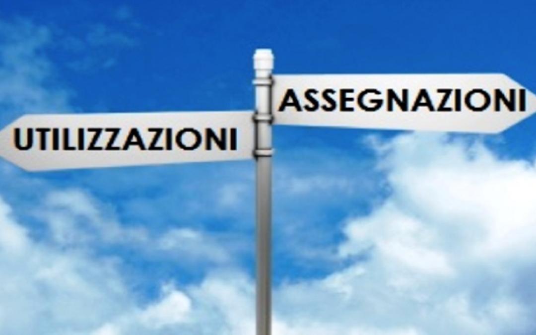 Utilizzazioni e assegnazioni provvisorie personale docente, educativo ed A.T.A. – a.s. 2020/21 – Tempistica